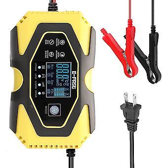 12V6a-24v3a automatische Pulsreparatur Batterie Ladevorrichtung