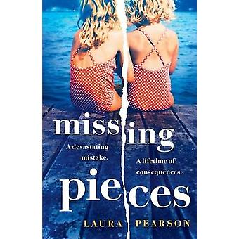 Missing Pieces by Laura Pearson - 9781912194759 Book