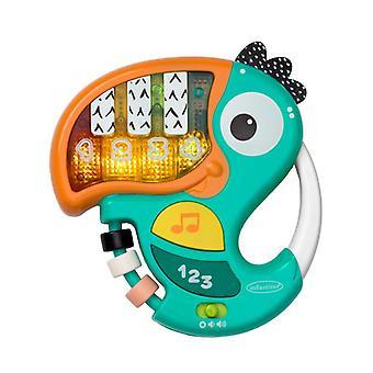 Infantino piano og tall lære toucan