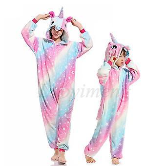 Junge Stich Einhorn Pyjamas, Kinder Kigurumi Anime Pyjama, Frauen Nachthemd