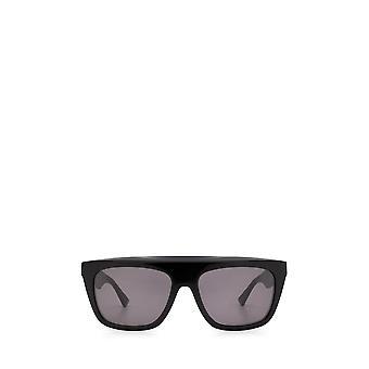 Bottega Veneta BV1060S óculos escuros unissex pretos