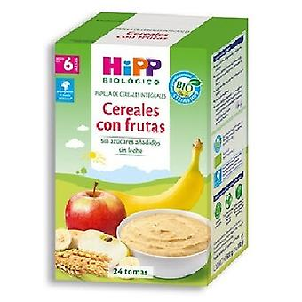 Hipp Cereal and Fruit Slurry 600 g