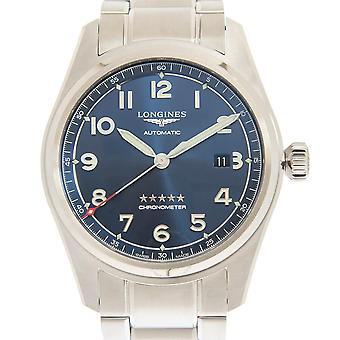 Longines Spirit Prestige Edition Automatic Chronometer Blue Dial Men's Watch L3.811.4.93.9