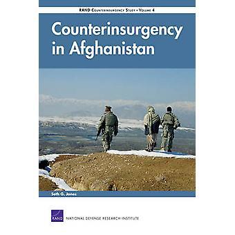 Motuppror i Afghanistan av Seth G. Jones