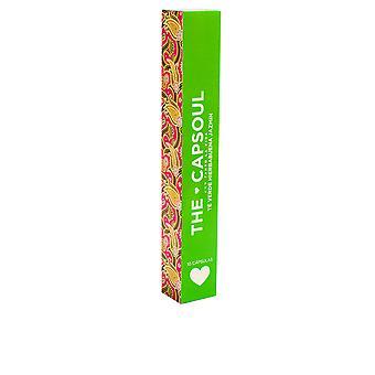 De Capsoul Cápsulas Té Green, Hierbabuena & Jazmín 6 X 10 Cápsulas Comp Unisex