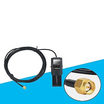 Ikkuna clip mount Rg-174/u 3m kaapeli Sma-uminen liitin Radiopuhelin