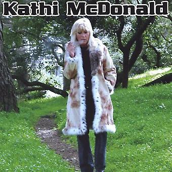Kathi McDonald - Kathi McDonald [CD] USA import