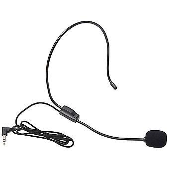 Vorträge Sprache Ag8 Mikrofon Clip Headset Telefon Weizen Biene Ohr Mic