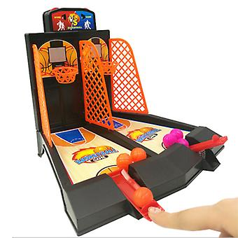Juegos de baloncesto de escritorio Mini Finger Basket Sport Tiro mesa interactiva batalla juguetes de la fiesta de la mesa de juguetes