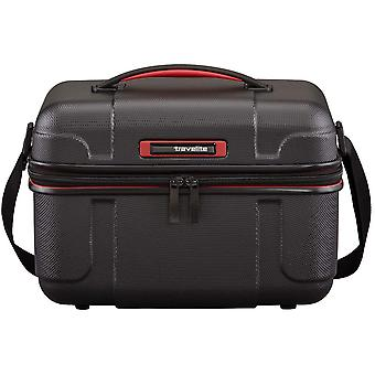 """Gerui """"Vector"""" Suitcase Series: Robust Hard-Shell Rolling suitcases and Cosmetic Bags in"""