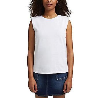 edc by Esprit 031CC1K331 T-Shirt, 100/white, L Woman