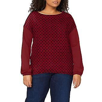 ESPRIT 100EE1K339 T-paita, 600/Bordeaux Punainen, M Nainen