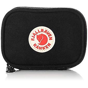 Fjallraven F23780 550, Unisex Adult Wallets, Black, 11 Centimeters