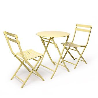 Simple Nordic Leisure Table And Chair Combination Balcony Wrought Iron