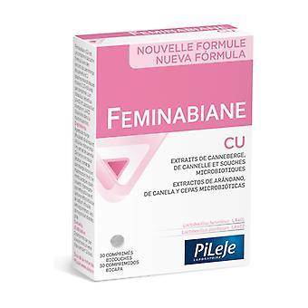 Feminabiane Urinary Comfort 30 tablets