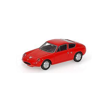 Abarth Simca 1300 Coupe Bialbero (1962) resina modelo coche