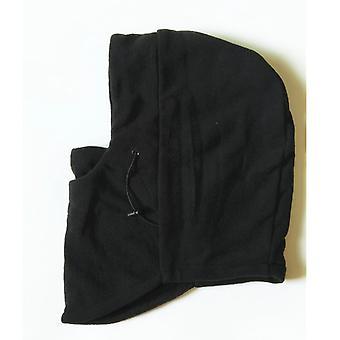 Zimné teplé - plná tvárová maska, šál hlavy pre lyžiarsku cyklistiku Snowboard (čierna Jedna
