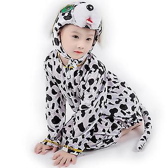 2Xl (150cm) spotty σκύλος cosplay κοστούμι κοστούμι κοστούμι κοστούμι ρούχα διακοπές ρούχα cai474