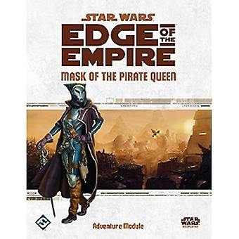 Star Wars Edge of the Empire RPG Masker van de Pirate Queen Adventure Module Board Game