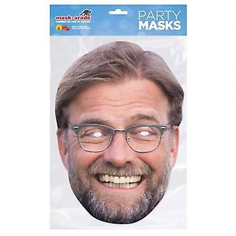 Jurgen Klopp Party Mask