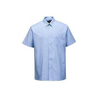 Camicia Portwest Oxford (Manica Corta) S108