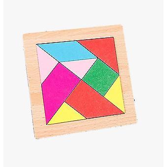 Holz puzzle spiel pädagogisches Spielzeug dt7466