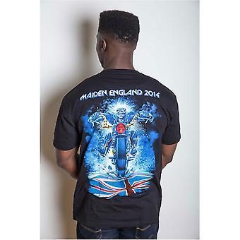 Iron Maiden - Tour Trooper Unisex XX-großes T-Shirt - schwarz