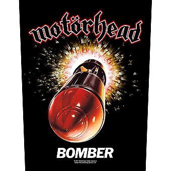 Motorhead - Bomber Back Patch