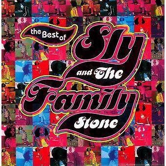 スライ&ファミリーストーン - スライと家族の石のビニールのベスト