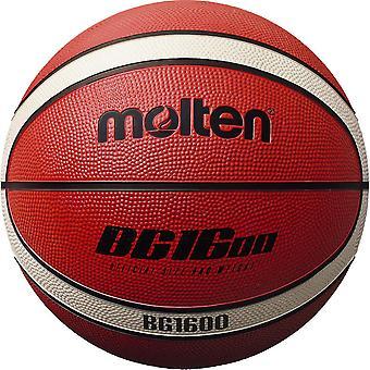 Smeltet 1600 Gummi Basketball - Størrelse 7