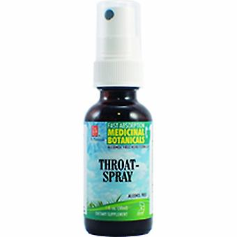 L. A .Naturals Throat Soothe Glycerine Spray, 1 Oz