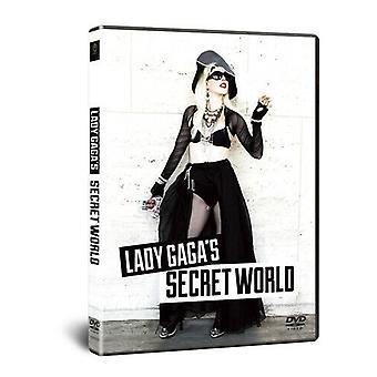 Lady Gaga Lady Gagas Secret World DVD (2012) Lady Gaga Zertifikat E Region 2