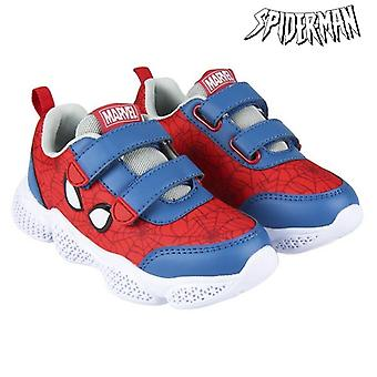 Sports Shoes for Kids Spiderman Blue