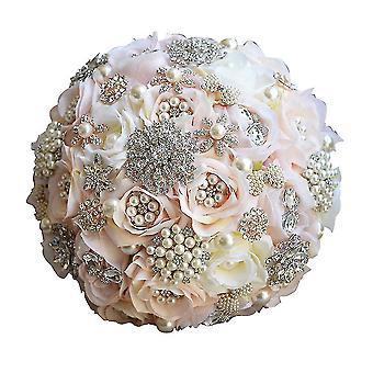 Gorgeous Wedding Flowers Bridal Bouquets Artificial Flower Ram