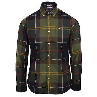 Barbour men's classic tartan glendale shirt