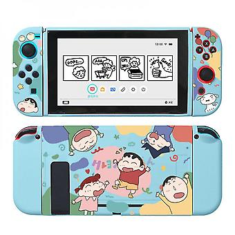 Dockable Case Compatible With Nintendo Switch, Separable Soft Cover Protective Case