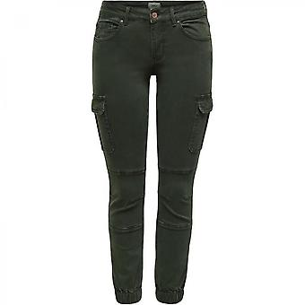 Ankel- Lunghezza Pantaloni cargo per uomo