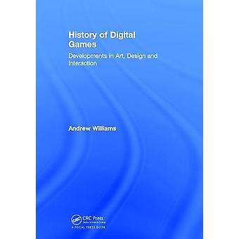 Histoire des jeux numériques