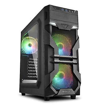 ATX Semi-tower Box Sharkoon VG7-W RGB