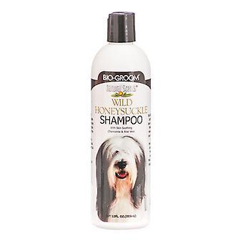 Bio Groom Natural Scents Wild Honeysuckle Shampoo - 12 oz