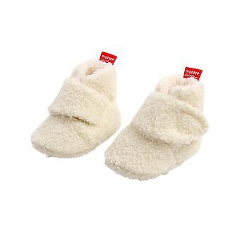 Baby Cozy Fleece Booties, Unisex Infant Slippers