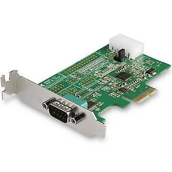 StarTech.com serieller RS232-Adapter mit 1 Port und 16950 UART, PCIe, Seriell, P
