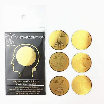 Radiation Protection Mobile Phone Sticker (10 Pack)