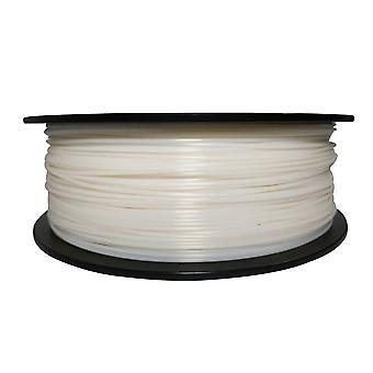 Direkte Fabrik Herstellung Kunststoffstäbe 3D-Drucker Filament Pla Filament 1,75 mm Perlweiß für 3D