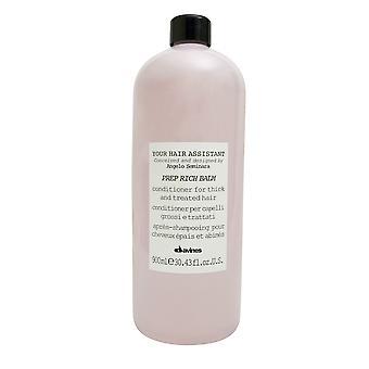 Davines Your Hair Assistant Prep Rich Balm 30.43 Oz