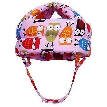 赤ちゃん幼児の幼児のヘルメット子供の頭のクッションを走る歩くクラウイング安全ヘルメット