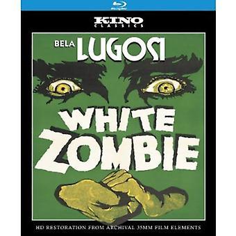 Bela Lugosi - White Zombie [BLU-RAY] USA import