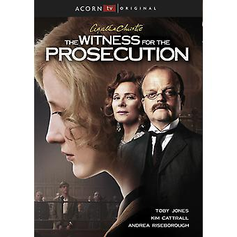 Witness for the Prosecution [DVD] USA import