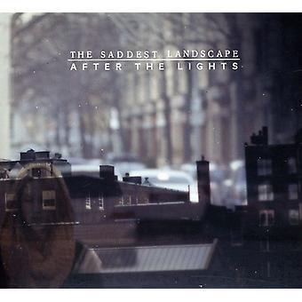 Saddest Landscape - After the Lights [CD] USA import