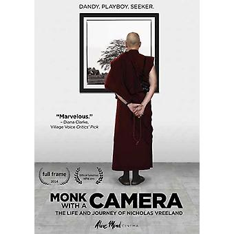 Munk med et kamera [DVD] USA importerer